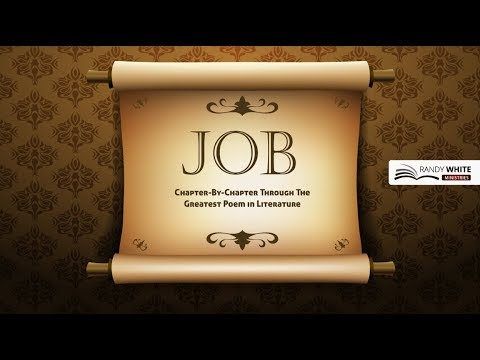 The Book of Job | Session 32 | Job 38:1-39:12