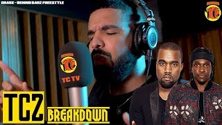 Drake Behind the Barz Freestyle - Exclusive