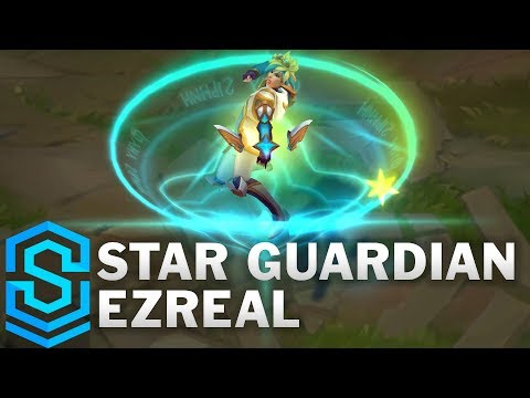 Star Guardian Ezreal (2018) Skin Spotlight - League of Legends