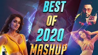 Best Of 2020 Mashup - DJ Alvee | Bollywood Dance Mashup 2020 | LATEST HIT HINDI SONGS | Party Mashup