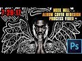 Meek Mill  - Wins and Losses Album Cover Redesign Adobe Photoshop CC 2017 FULL Tutorial