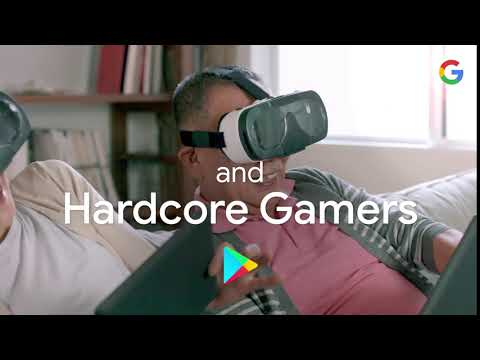 Rediscover Your Audience With Google ads (Senior Gamer 6s)