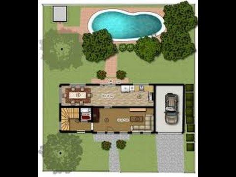 Planos de casa de campo youtube for Planos de casas de campo modernas