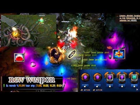 My Ranger Progress Update #10 - Drakensang Online Kanlıhançer   Sewers Event Edition