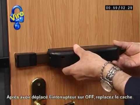 Comment s curis c 39 est volets doovi for Comment ouvrir une porte de garage basculante sans clef