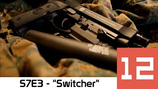 "Jaguar 12 Airsoft | S7E3 - ""Switcher"" 
