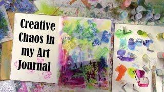Baixar Creative Chaos in My Art Journal