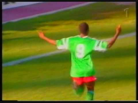 Roger Milla  World Cup 1990