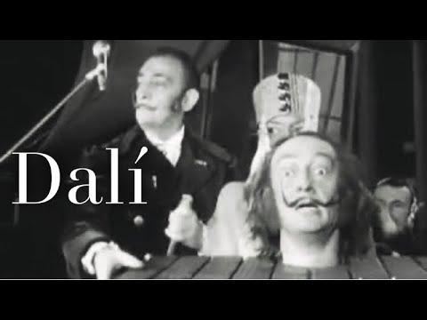 Salvador Dalí Interview