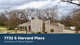 7732 S Harvard Place Tulsa, Oklahoma 74136 | Darryl Baskin | Search Homes for Sale