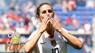 Women's World Cup 2019: Carli Lloyd ready for fourth World Cup | Off the Pitch Ep. 2 | NBC Sports