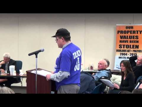 4-17-14 Fenimore Comment Period and Highlands Council Reaction