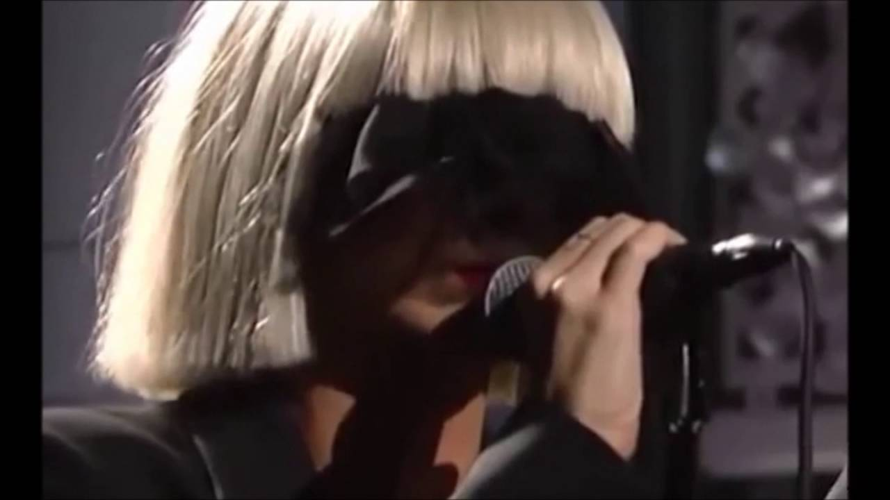 Sia chandelier live youtube sia chandelier live aloadofball Image collections