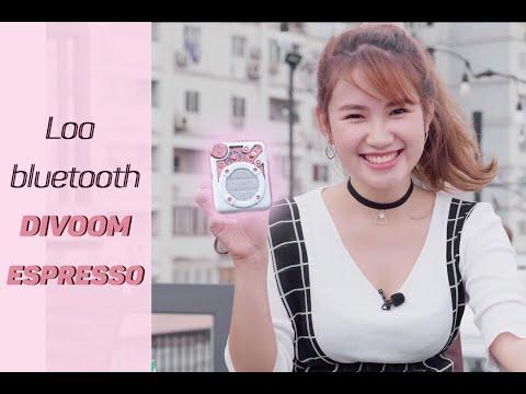 "Lý Do Bánh Bèo Payo ""BỒ KẾT"" Loa Bluetooth Divoom ESPRESSO 4W"