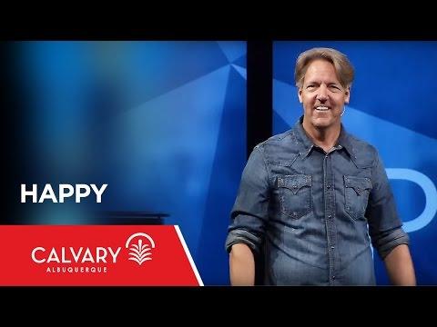 Happy - Psalm 1 - Skip Heitzig