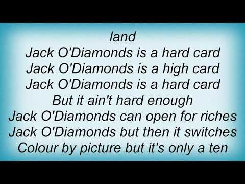 Richard Thompson - Jack O'Diamonds Lyrics
