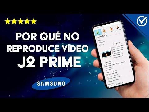 ¿Por qué el Samsung J2 Prime no Reproduce Videos? - Solución