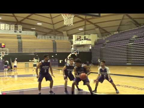 Get To Know Men's Basketball Newcomer Rashad Jackson