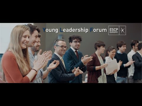 Young Leadership Forum 2017 - ESCP Europe Turin Campus