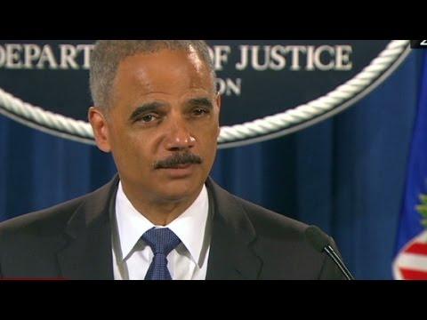 Holder: Justice Dept. will investigate Ferguson police