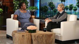 Ellen Meets The Amazing Mama Shu