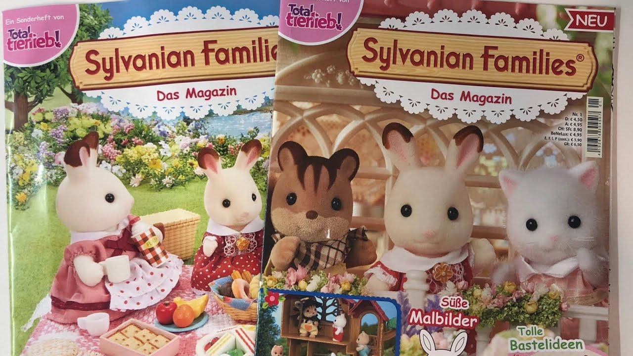 Sylvanian FAMILIES FRIGORIFERO Set