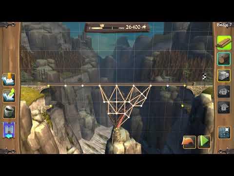 Bridge Constructor Medieval: 1-7 |