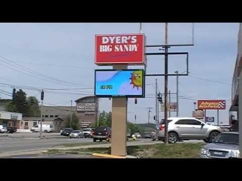 Dyeru0027s Big Sandy Superstore, Grayson, KY