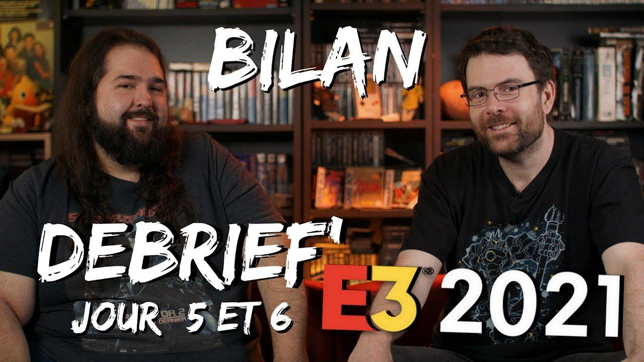 RECAP DE l'E3 JOUR 5 et 6 (Take two, Limited Run, Capcom, Namco et Nintendo) + BILAN !!
