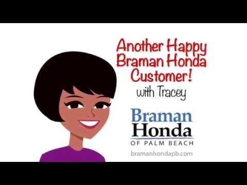 Braman Honda West Palm Beach Customer Loves Chevrolet Traverse