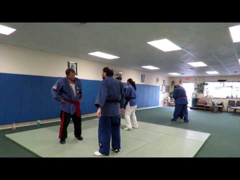 Salt City Karate - Judo Practice