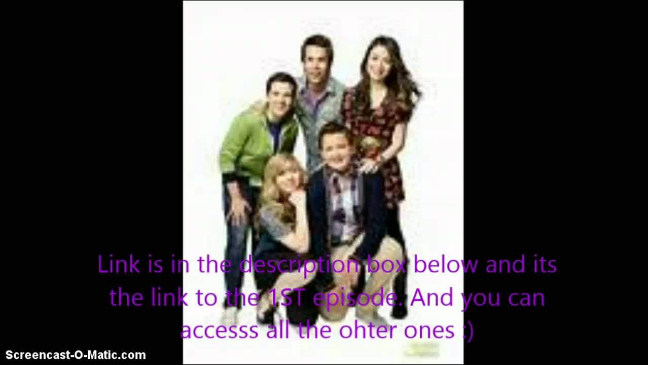 All icarly episodes! For free and no download! Youtube.