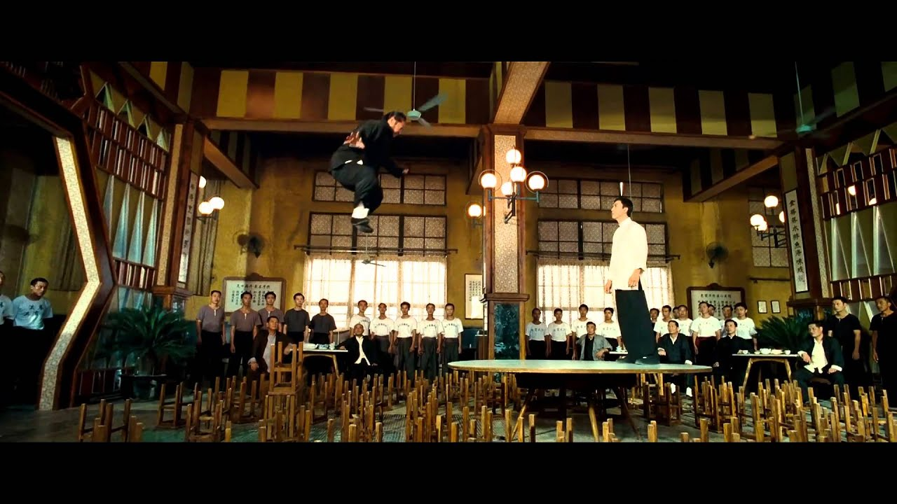 Ip Man 2: Legend of the Grandmaster OFFICIAL TRAILER