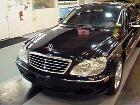 2005 mercedes benz s430 edirect motors youtube for S430 mercedes benz