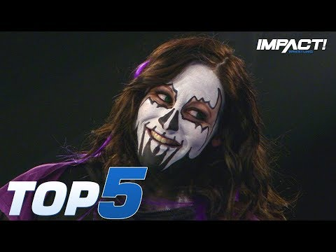 Top 5 Must-See Moments from IMPACT Wrestling for Jan 18, 2019 | IMPACT! Highlights Jan 18, 2019