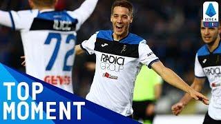 Pašalić Scores an Audacious Backheel in Lombardy Derby | Brescia 0-3 Atalanta | Top Moment | Serie A