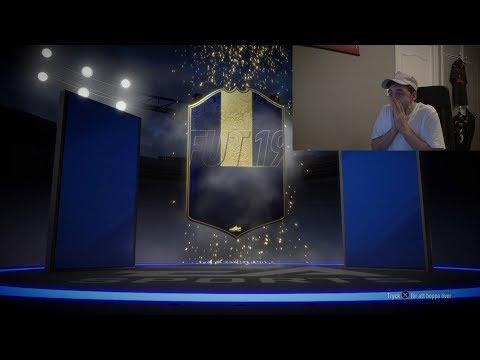 JAG PACKADE EN 97+ RATED TOTY!!!! (6000KR PACK OPENING) - FIFA 19 SVENSKA