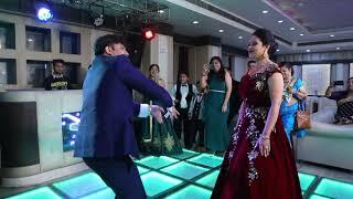 Mini cooper Dance Performance   Surprise Engagement Performance   Gaurav & Arushi