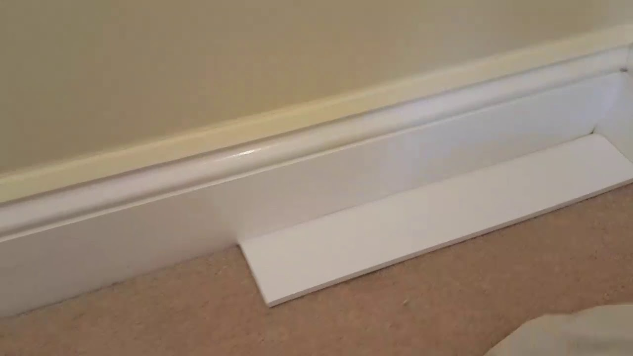 carpet shield for painting skirting boards nice houzz. Black Bedroom Furniture Sets. Home Design Ideas