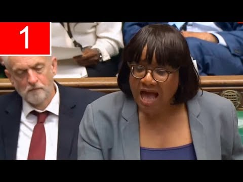 Diane Abbott's Commons speech cut short by Speaker Bercow