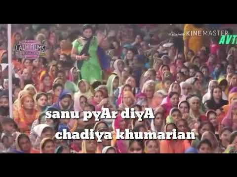 🙏JAI RAJA SAHIB Ji🙏 Satinder Sartaj Live