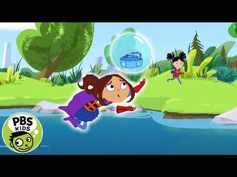 Hero Elementary   Saving AJ's Backpack!   PBS KIDS