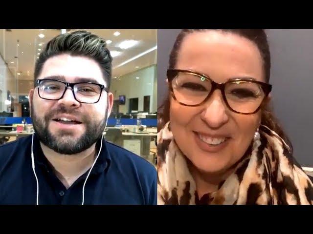 Entrevista com a organizadora de eventos Priscila Gusmão