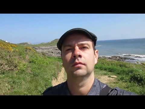 From Swansea to Langland Bay. Wales UK TRAVEL VIDEO