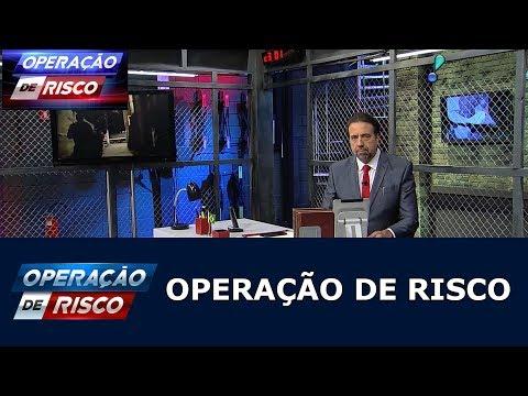 Operação De Risco  (12/05/18) | Completo