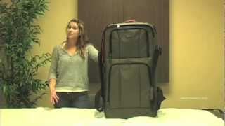 """Kenneth Cole Reaction Hitchin' A Ride 32"""" Upright Wheeled Duffel Bag Thumbnail"""