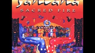 Santana - Sacred Fire Live in South America (1993)