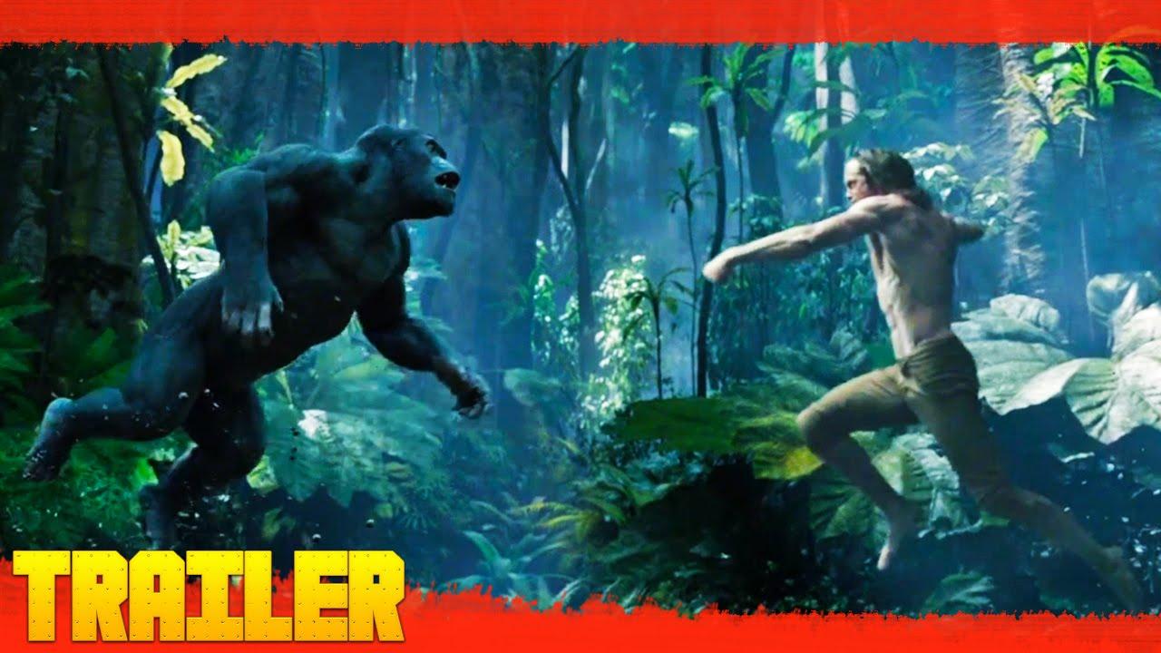 Tarz n 2016 tr iler oficial subtitulado youtube - Tarzan pelicula completa ...