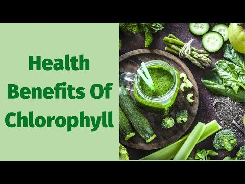 Top 10 Health Benefits Of Chlorophyll