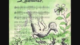 Alouette (gentille Alouette) -  Les Quatre Barbus et Lucienne Vernay